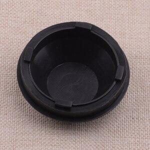 Image 3 - CITALL غطاء مصباح أمامي LED أسود للدراجات النارية ، غطاء غبار ممتد مناسب لسيارات BMW R1200RS S1000XR