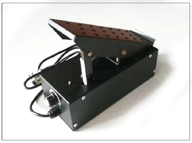 TIG Welding Foot Pedal Remote Current Controller 2pins 3pins Air Socket 1.8m Wire For TIG Pulse AC DC Inverter Welding Machine