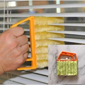 1 Uds Cepillo de limpieza de ventanas de microfibra útil limpiador de...