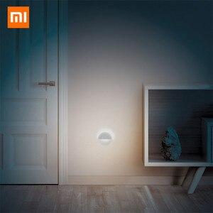 Image 3 - 2020 del NUOVO Xiaomi Norma Mijia Philips Bluetooth Luce di Notte di Induzione del LED Corridoio Lampada di Notte A Raggi Infrarossi A Distanza di Controllo Del Sensore Del Corpo Per B