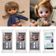 Professional Polymer Clay Clay Doll Doll Skin Color Clay Soft Clay Polymer Doll Carving Ceramic Modeling Toy professional high quality oven bake polymer clay figure ob doll modeling bjd face soft clay soil mud good plasticity