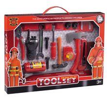 Ящик для инструментов fireman sam детские игрушки детский пожарный