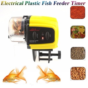 Mini Automatic Fish Feeder tank Fish Food Electrical Timer Home Aquarium Tank Accessories Tank fishing Food Fish Feeding