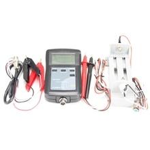 Original quatro linha yr1035 bateria de lítio de alta precisão medidor de resistência interna tester qualidade detector 18650 bateria seca