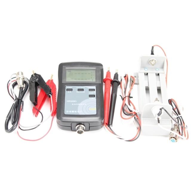 Originele Vier Lijn YR1035 Hoge Precisie Lithium Batterij Interne Weerstand Meter Tester Kwaliteit Detector 18650 Droge Batterij