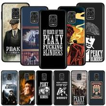 Silicone Phone Case For Xiaomi Redmi Note 9S 7 8 8T 9 Pro Max Redmi 7 8 8A 6 K20 K30 Pro Cover Couqe Peaky Blinders Tv Fundas silicone phone case for xiaomi redmi note 9s 7 8 8t 9 pro max redmi 7 8 8a 6 k20 k30 pro cover couqe firefighter heroes fireman