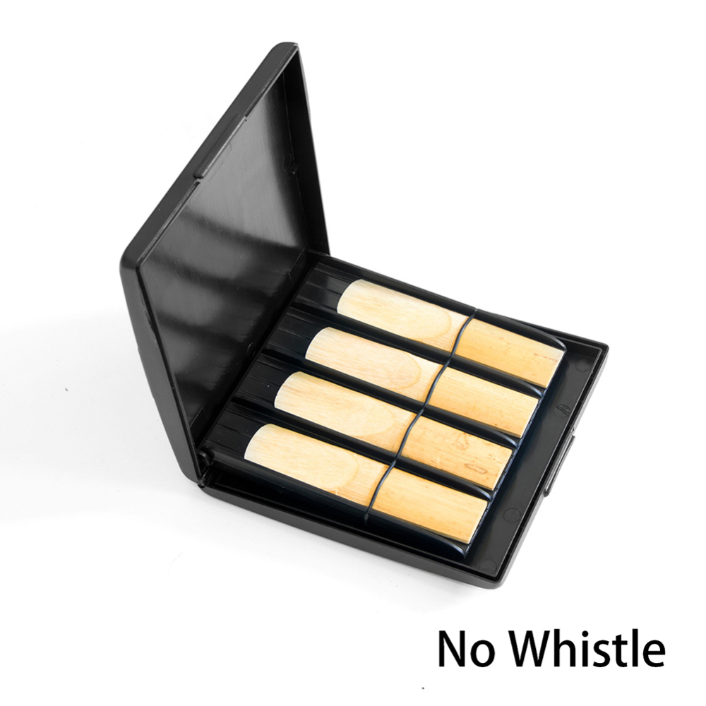 Portable Saxophone Reeds Case Box Waterproof Storage Box 8 Grids Sax Alto Musical Instrument Accessories High Quality