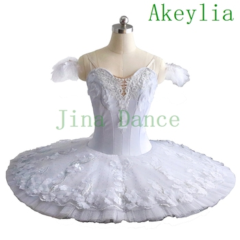 Sleeping Beauty Ballet Tutu YAGP Professional Ballet Swan Lake Platter Pancake Tutu Women Snow Queen Costume For The Nutcracker недорого