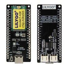 LILYGO®TTGO T Solar 433/868/915MHz Solar Power Development Board STM8L152 CPU SX1262 Loraพร้อมเสาอากาศ
