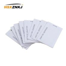 Carte autocollant pour contrôle daccès RFID (EM4100 Tk4100), 1.8mm, 125khz, 5 pièces/10 pièces