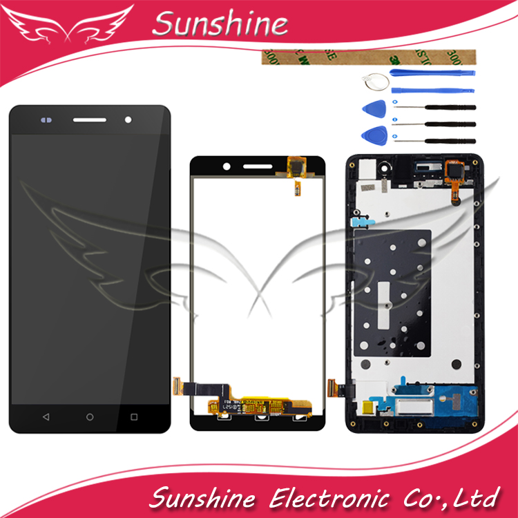 Good LCD For Huawei Honor 4C LCD CHM-U01/G Play Mini CHC-U01 CHC-U03 LCD Display With Touch Screen Sensor Complete Assembly