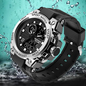SANDA Sport Wrist Watch Men Wa