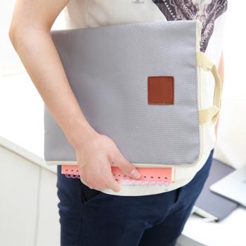 Solidna torba na dokumenty A4 o dużej pojemności Teczka na dokumenty Teczka na dokumenty 13 Cal tanie i dobre opinie ZHUTING 35*27cm Oxford WJU0676