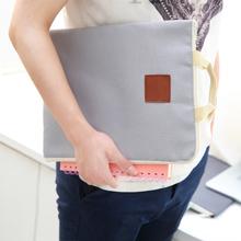 Solidna torba na dokumenty A4 o dużej pojemności Teczka na dokumenty Teczka na dokumenty 13 Cal tanie tanio ZHUTING 35*27cm Oxford WJU0676