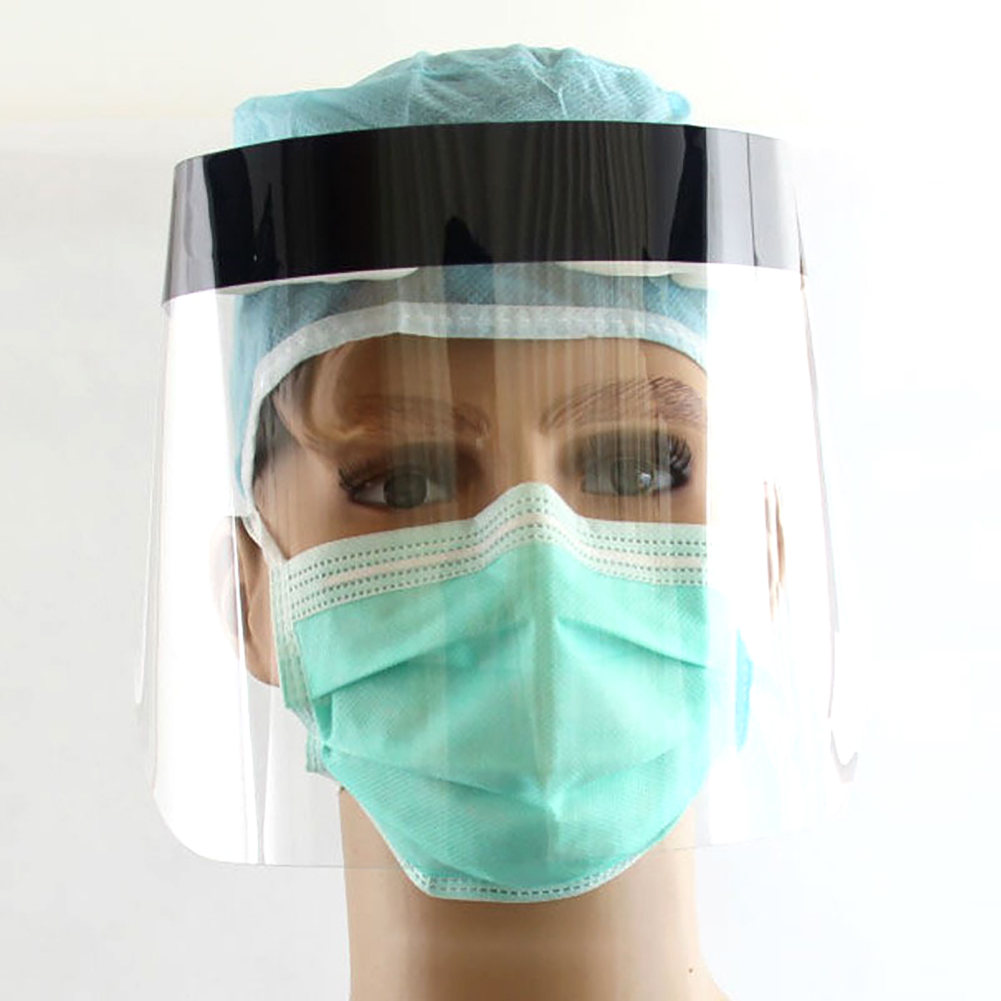 Safety Painting Face Protection Multi-Function Oil-Splash Proof Mask Dust Face Protective Gift Mask For Kitchen Cooking Work F