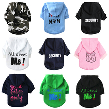 Dog Hoodie Pets-Clothing Dog-Coat-Jacket Chihuahua Yorkshire Perro Warm Winter for Cotton