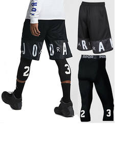 Basketball-Sets Tights Workout-Board-Shorts Soccer Exercise Fitness QUICK-DRY Yoga Sport