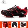 TIEBAO велосипедная обувь sapatilha ciclismo mtb профессиональные мужские кроссовки для женщин горный велосипед chaussure vtt дышащая велосипедная обувь