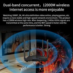 Image 4 - GC11 AC1200 אלחוטי WiFi נתב עם 2.4G/5.0G רווח גבוה אנטנת Wifi מהדר להקה כפולה נתב אלחוטי, app בקרה