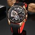 2020 LIGE мужские часы Военные Спортивные часы лучший бренд класса люкс кварцевые часы мужские Бизнес водонепроницаемые наручные часы Relogio ...