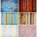 SHUOZHIKE Vinyl Custom Board Texture Photography Background Wooden Planks Floor Photo Backdrops Studio Props 210305TMT-02