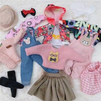 Одежда для шарнирных кукол 30 см. 6
