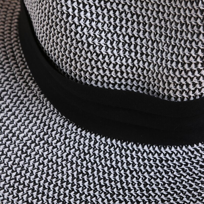 Panama Chapeau de paille large bord