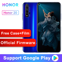 Original Honor 20 8GB 128GB Mobile Phone 6.26 inch Full Scre