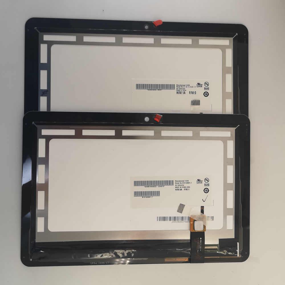 10.1 inç Acer Iconia A3-A20 A3 A20 1280x800 B101EAN01.5 dokunmatik LCD ekran Ekran Matris Sayısallaştırıcı Tablet pc Montaj