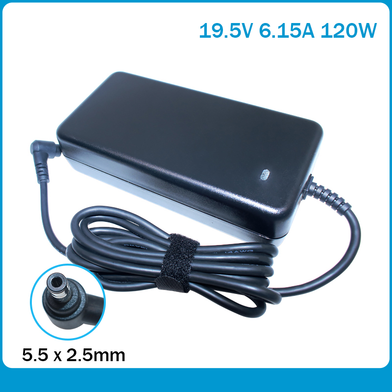 19.5V 7.7A 150W Ac Power Adapter For ASUS G73jh G71g G72gx G71v G72jw ADP-150NB D G74 N76 K72 G53JW G74SX G72GX G73GX