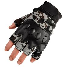 цена на Four seasons tactical gloves all refer to hard joint protection gloves paintball air gun air gun combat non-slip bicycle gloves