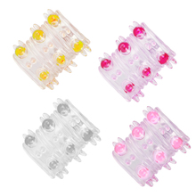 Pearl Penis Sleeve for Adult Sex Toys Reusable Condoms for Men Penis Enlargement Condoms With Spike Contraception Intimate Goods