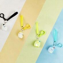 2019 New Sumikko Corner San-X Bio Plush Toy Men and women Key chains Handheld Biological Cloak Animal Pendant Gifts