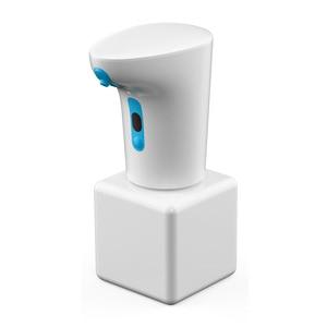 Image 3 - Automatic Foam Soap Dispenser 250ml Bathroom Accessories Hand Sanitizer Detergent Shampoo Dispensers Kitchen Soap Bottle