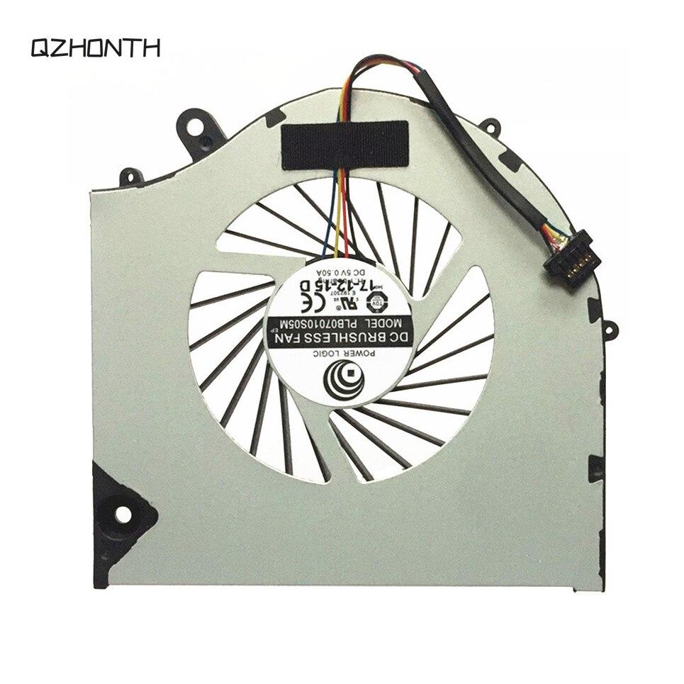 CPU & GPU Cooling Fan for EVGA SC15 Gaming Laptop (4)