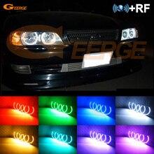 Радиочастотное дистанционное управление через Bluetooth, приложение, разноцветное, Ультра яркое цветовое освещение для Toyota Chaser JZX100 1996 1997 1998 1999 2000 2001