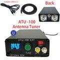 ATU-100 atu100 машина 1,8-50 МГц ATU100mini автоматический тюнер антенны от N7DDC 7x7 3,2 прошивкой запрограммирован OLED ATU-1000W