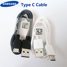 Original For Samsung Type C Cable Fast Charging Type-C Fast Charger Galaxy S8 S9 Plus Note 9 8 S 8 9 C7 C5 C9 Charge USB C Cable цена 2017