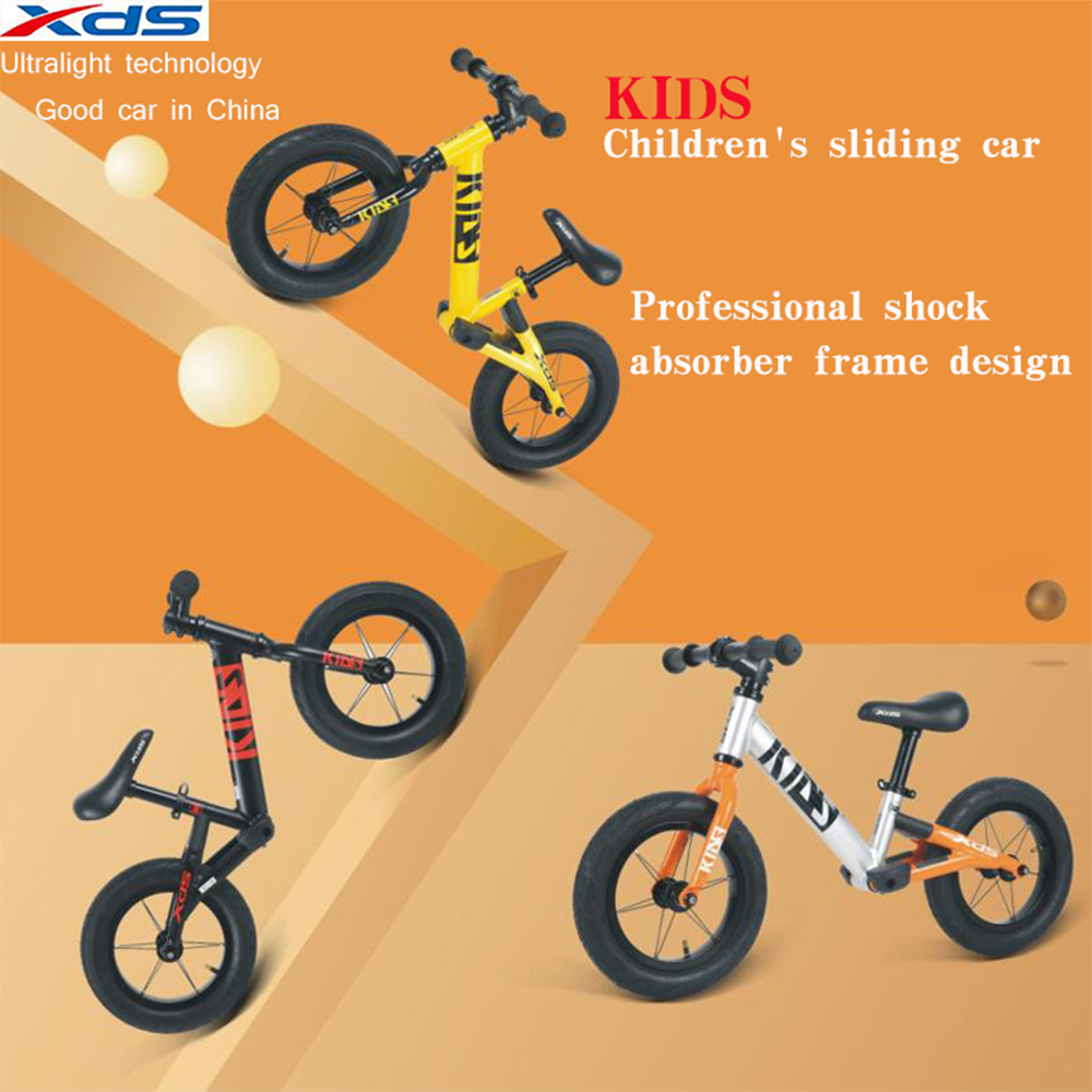 XDS Baby Balance Bike Walker Kids Ride On Toy Gift For 2-6 Years Old Children For Learning Walk Scooter