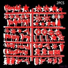 Высокое качество Рождество Войлок Знак Доска Пластик Буквы Для Войлок Буквы Доска Для Знак Доска новый