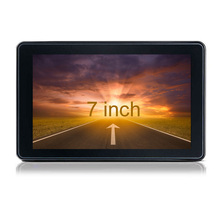 7 inch high definition touch screen Digital Player Support music video picture players and e book function