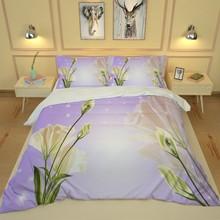 Romantyczna i wygodna Morning Glory pościel tekstylia domowe łóżko pojedyncze podwójna pościel kołdry na łóżko poszewka na poduszkę chłopiec dziewczyna tanie tanio Brak Zestawy poszew na kołdry CN (pochodzenie) Poliester Bawełna 1 0 m (3 3 stóp) 1 2 m (4 stóp) 1 35 m (4 5 stóp)