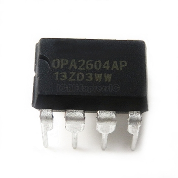 10pcs//lot OPA604AP OPA604 DIP8 DIP FET-Input Low Distortion Operational Amplifier OPA604A