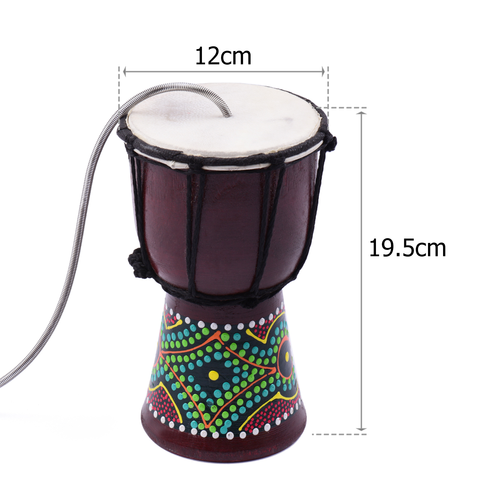 fabricante tambor de percussão brinquedo musical para
