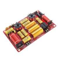 WEAH-3806 스피커 주파수 분배기 모듈 높은 전력 높은 충실도 높은 중간 낮은 3 분배기 DIY 스피커에 대 한 업그레이드 도구