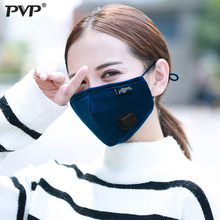 1Pcs Mask Dust Anti Pollution PM2.5 Activated Carbon Filter Insert Can Be Washed Reusable Pollen Cotton Mouth