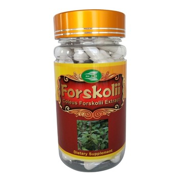3Bottles Coleus Forskohlii Extract Forskolin Extract Caps 500mg x 270pcs free shipping image