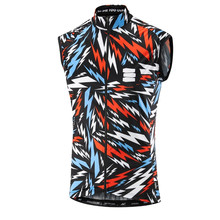 Morvelo 2019 winddicht wasser abweisend cyclisme maillot sans manches hommes léger coupe-vent respirant maille cycle gilet ciclismo
