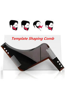 Brush-Tool Template Comb-Care Shower Shaving-Shave Beard Carton-Packaging Styling Salon