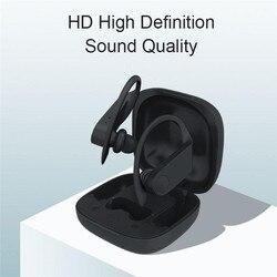 Neue B10 Bluetooth 5,0 Kopfhörer Drahtlose Sport Headset Tws Stereo Ohrhörer mit Wireless Charging Box für Alle Smartphones